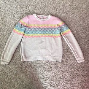 Cat and Jack sweater size large 10/12